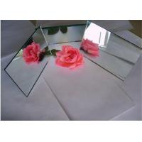 China Black Silver Mirror Glass Sheet 3mm 4mm 5mm 6mm Thickness For Decoration wholesale