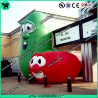 China Inflatable Vegetable Character Advertising Inflatable Bean Inflatable Tomato Replica wholesale