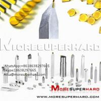 China HPHT Mono Crystal Diamond Plates  Alisa@moresuperhard.com wholesale