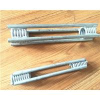 China Ferrule Coil Inserts Construction Formwork Accessories , 4 Strut Coil Ties wholesale