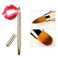 Buy cheap Double Head Lip Makeup Tools , Lip Liner With Brush 1 CM Hair Length from wholesalers