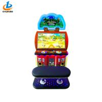 China Coin operated redemption tickets arcade game machine lottery ticket kids game machine on sale