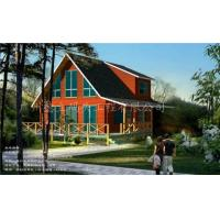 China Wooden House Wooden Buiding Wooden Villa on sale