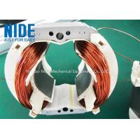 China Automatic Electric Motor Winding Machine / ​2 Poles Stator Coil Winding Machine on sale