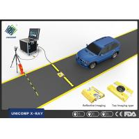 China Unicomp Security Portable Under Vehicle Surveillance System UVSS on sale