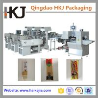 China Long Pasta Automatic Weighing And Bagging Machine With 3 Lines High Speed wholesale