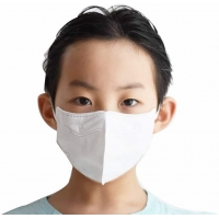China Disposable Meltblown Nonwoven Fabric Kids Kn95 5 Layer Face Mask wholesale