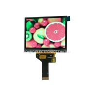 China 3.5 Inch 640 * 480 MiPI Interface IPS TFT Display on sale