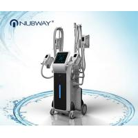 China 2019 most time-saving body slimming 4 simultaneous handles cool sculpting machine on sale