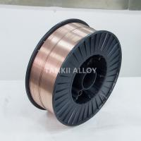 China 1.6mm CuSn6 Tin Copper Alloy Thermal Spray Wire Copper Coated Color Wire wholesale