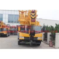 Buy cheap XCMG SANY RT40E 40 Ton All Wheel Drive Small Rough Terrain Tractor Crane 4X4 Low Fuel Consumption from wholesalers