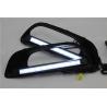 Buy cheap Amber Turn Signal Light LED DRL Lights White Flexible Aluminum from wholesalers