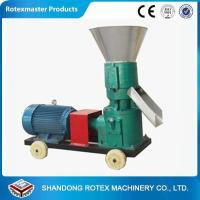 China ROTEXMASTER Small Pellet Mill for Animal Feed  , portable pellet mills for home use wholesale