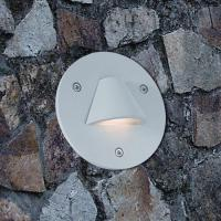 Buy cheap  Round Outdoor LED Step Lights for Wall Footing 100mm * 113mm from wholesalers
