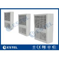 China 48VDC 80W/K Enclosure Heat Exchanger IP55 R134A Refrigerant Embeded Mounting wholesale