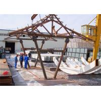 China Precision Carbon Steel Structure Customized Automatic Submerged Arc Welding wholesale