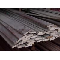 China Cold Rolled 316 Stainless Steel Flat Bar With Excellent High Temperature Strength wholesale