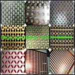 China Decorative aluminum perforated metal wholesale