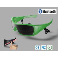 Buy cheap Outdoor Sporter Headphone Bluetooth Headset Sunglasses With Moblie / Women Eyewear from wholesalers