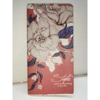 China Flower Wooden - Free Paper Notebook Printing , Custom Sewing Notebooks wholesale
