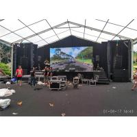 Buy cheap SMD1921 P3.9 Outdoor Advertising LED Display For Festivals Concerts Events from wholesalers