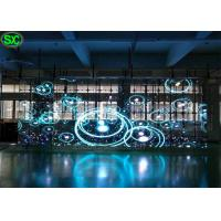 China High definition P8.93 transparent video screen 5 years warranty 90% Transparency rate wholesale
