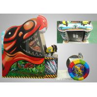 Quality Funny Indoor 2 Players Gun Arcade Games Coin Operated Ball Shooting Game Machines for sale