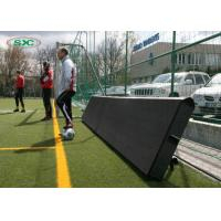 China 10mm Pixel HD Outdoor LED Display Waterproof For Football Led Screen wholesale