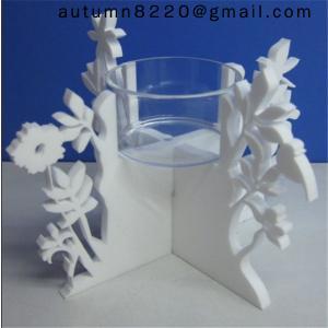 China CH (20) Wedding decoration plastic candelabra wholesale