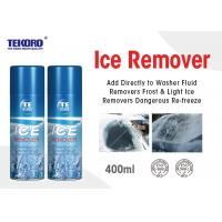 China High Performance Ice Remover Spray For Automotive Wiper Blades / Headlights / Mirrors wholesale