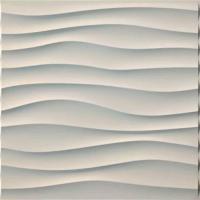 China Thickness 1mm 3D PVC Wall Panels For Household / Administration / Commerce on sale