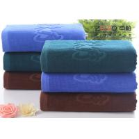 China 100 Cotton Hotel Collection Towels , Personalized Bath Towels DT0040 wholesale
