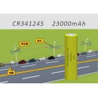 China DD 23000mAh CR341245 Primary Battery For TPMS Tire Pressure Monitoring System wholesale