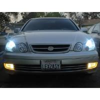 China xenon hid plasma ion rotating beacon yellow fog light bulbs 12v on sale