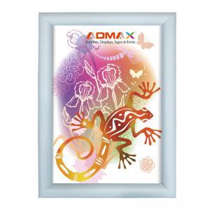 """Quality Indoor Aluminum Display Frames , 23"""" X 33""""  Sliver Clip Poster Frames for sale"""