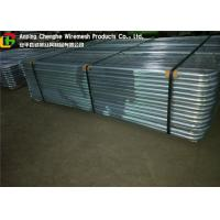 China Hot Dipped Galvanized Wire Mesh Fence Stainless Steel For Perimeter Field wholesale