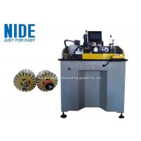China 400KG Armature Commutator Turning Machine With Rotary Brushing Station wholesale