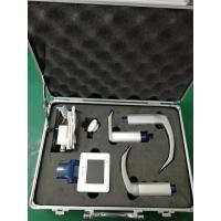China Surgical Flexible Video Laryngoscope With Stainless Steel Fiber Optic Laryngoscope Handle wholesale