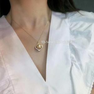 China Natural Pearl Necklace-Customize,Fashion,100% Natural Pearl,Gorgeous,Elegant,Luxurious,organic gemstone etc wholesale