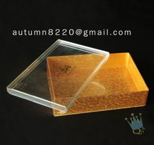 China BO (47) acrylic bread case wholesale