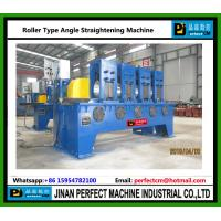 China Roller Type Angle Straightening Machine China Supplier for Tower Fabrication Machines on sale