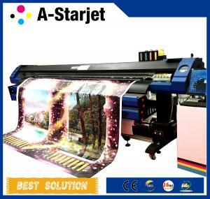 China 100v 220v Epson Solvent Printers For PCV Ceiling Film Tenson System wholesale
