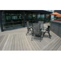 China Flexible WPC Composite Decking Patio WPC Construction Decking wholesale