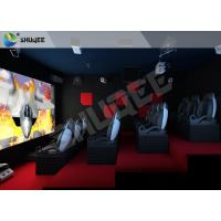 China Geneiue 4d Cinema Experience 4D Theater System Equipment Customize Outside Mode wholesale