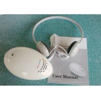 China Anti Electroshock Sound C Baby Heartbeat Doppler Baby Monitor With CE Approved wholesale