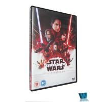 Quality 2018 hot sell Star wars the last jedi Region 2 UK DVD movies region 2 Adult movies Tv series Tv show free shipping for sale