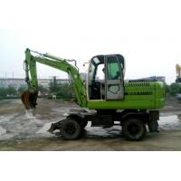 China Colorful Wheel Loader Excavator Long Service Life Fast Response Speed wholesale