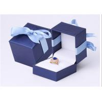 China Handmade Jewellery Packaging Boxes , Elegant Style Custom Printed Jewelry Boxes wholesale