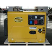 China Popular small portable generator--5kw diesel engine generator set from china factory wholesale