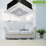 China Four Way Cassette Fan Coil Unit High Efficiency Energy Saving Compact Design wholesale